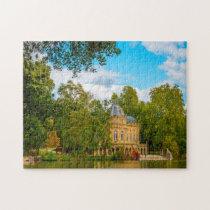 Monrepos Castle Ludwigsburg Germany. Jigsaw Puzzle