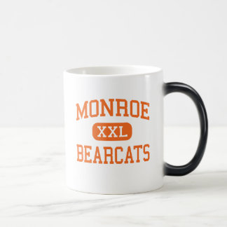 Monroe - Bearcats - High - Monroe Washington 11 Oz Magic Heat Color-Changing Coffee Mug