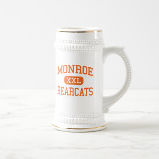 Monroe - Bearcats - High - Monroe Washington 18 Oz Beer Stein