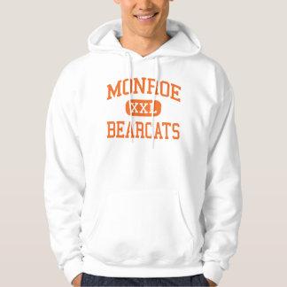 Monroe - Bearcats - High - Monroe Washington Hooded Sweatshirts