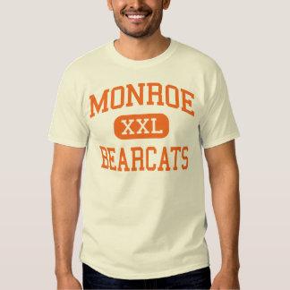 Monroe - Bearcats - High - Monroe Washington T-shirt