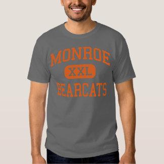 Monroe - Bearcats - High - Monroe Washington T-shirts