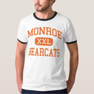 Monroe - Bearcats - High - Monroe Washington T Shirts