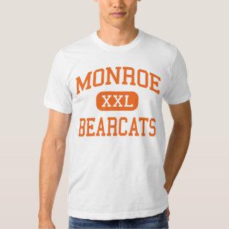 Monroe - Bearcats - High - Monroe Washington Tshirts