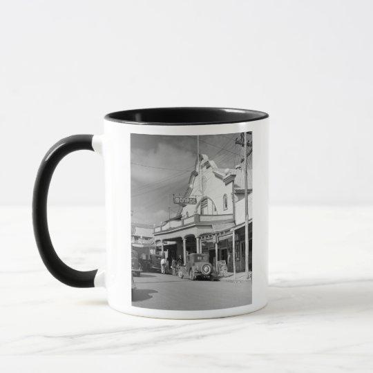 Monroe Cafe, Key West, 1930s Mug