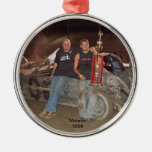 Monroe County Demolition Derby 2009 Christmas Ornament