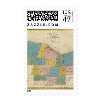 Monroe County Postage