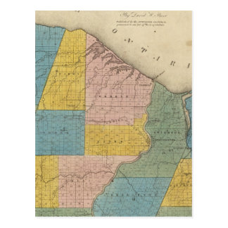 Monroe County Postcard