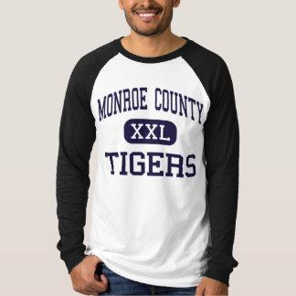 Monroe County - Tigers - High - Monroeville T-Shirt