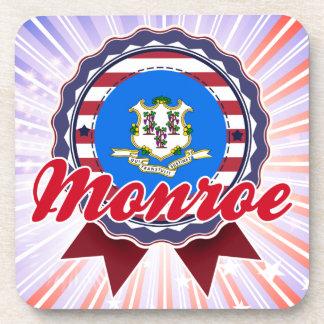 Monroe, CT Posavasos
