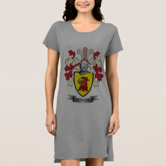 Monroe Family Crest Coat of Arms Dress