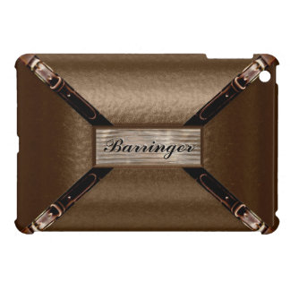 Monroe Henry Vintage Old Luggage Style Cover For The iPad Mini