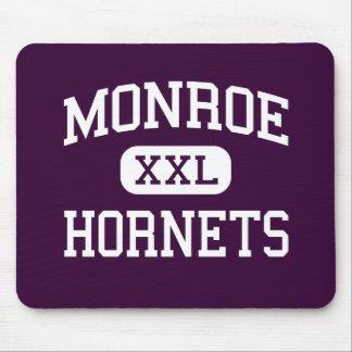 Monroe - Hornets - High School - Monroe Ohio Mouse Pad