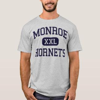 Monroe - Hornets - High School - Monroe Ohio T-Shirt