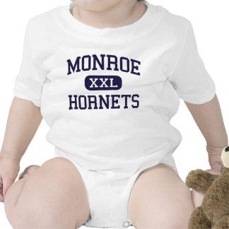 Monroe - Hornets - High School - Monroe Ohio Romper