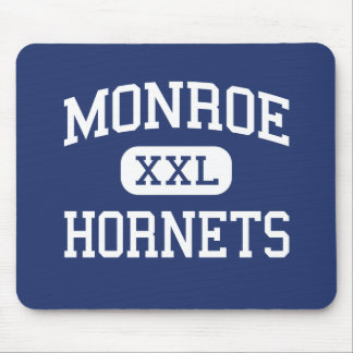 Monroe Hornets Middle Rochester New York Mouse Pad
