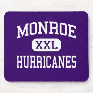 Monroe - huracanes - área - Monroe Georgia Mousepads