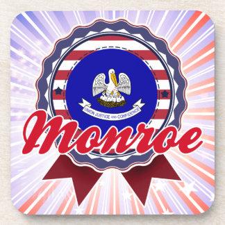 Monroe, LA Posavasos De Bebidas