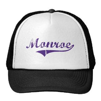 Monroe Louisiana Classic Design Trucker Hats