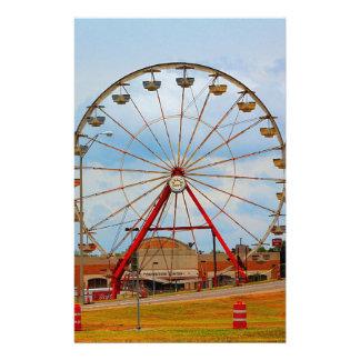 Monroe Louisiana Fair Customized Stationery