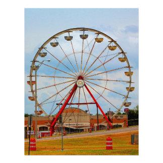 Monroe Louisiana Fair Letterhead
