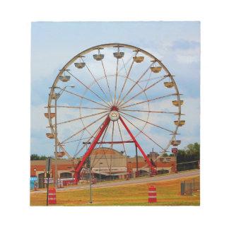 Monroe Louisiana Fair Notepads