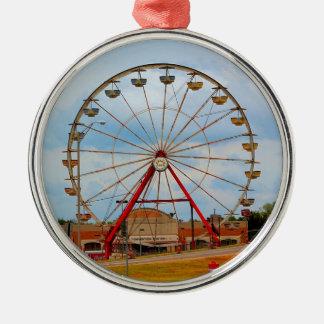 Monroe Louisiana Fair Ornament