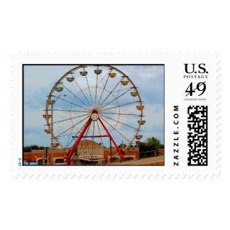 Monroe Louisiana Fair Postage