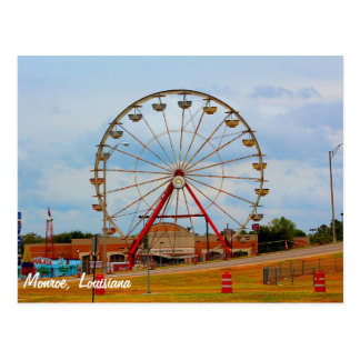 Monroe Louisiana Fair Postcards