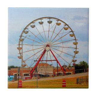 Monroe Louisiana Fair Tiles