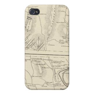 Monroe, Lyman, baño iPhone 4 Carcasa