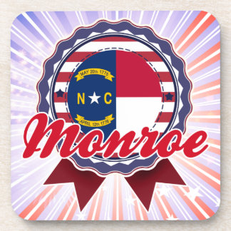 Monroe, NC Posavasos De Bebidas