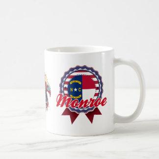 Monroe, NC Taza De Café