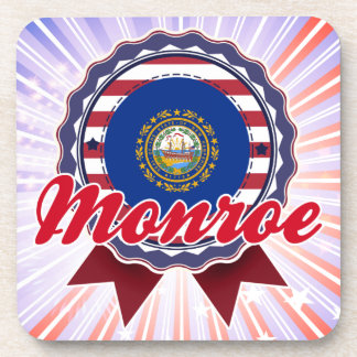 Monroe, NH Posavasos De Bebidas