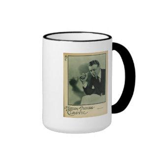 Monroe Salisbury 1920 vintage portrait mug