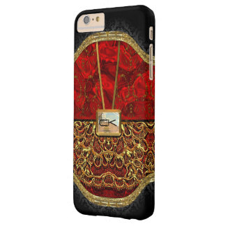 Monroe Scarlea Monogram Plus Barely There iPhone 6 Plus Case