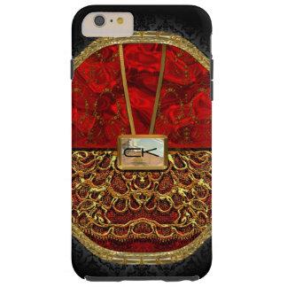 Monroe Scarlea Monogram Plus Tough iPhone 6 Plus Case