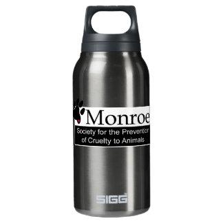Monroe SPCA Insulated Water Bottle