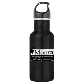 Monroe SPCA Stainless Steel Water Bottle