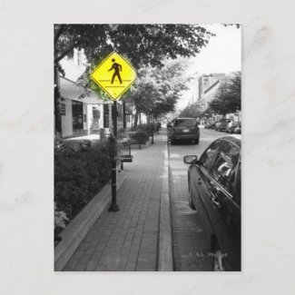 Monroe Street postcard