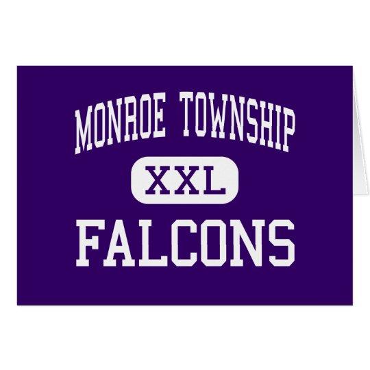 Monroe Township - Falcons - High - Monroe Township Card