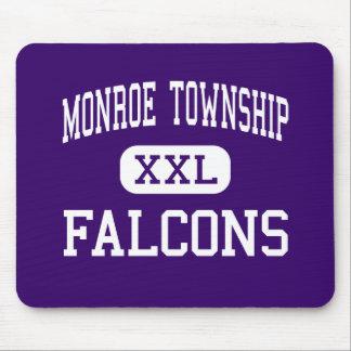 Monroe Township - Falcons - High - Monroe Township Mouse Mats