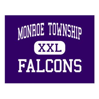 Monroe Township - Falcons - High - Monroe Township Post Card