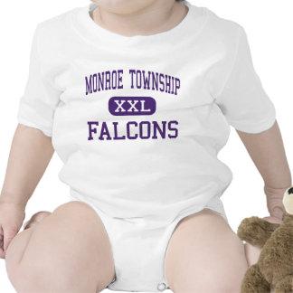 Monroe Township - Falcons - High - Monroe Township Tee Shirts