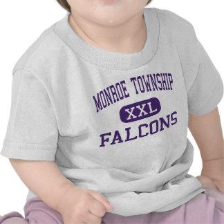 Monroe Township - Falcons - High - Monroe Township T-shirts