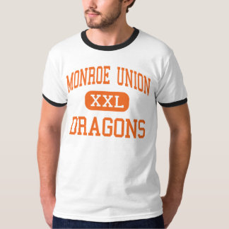 Monroe Union - Dragons - High - Monroe Oregon T-Shirt