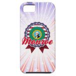 Monroe, WA iPhone 5 Case