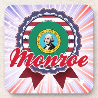 Monroe, WA Posavasos De Bebidas