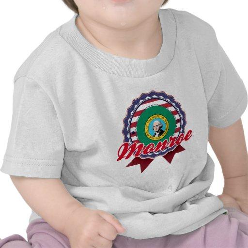 Monroe, WA Tee Shirt