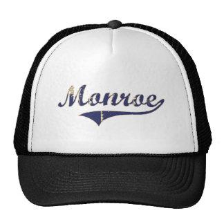 Monroe Washington Classic Design Mesh Hat